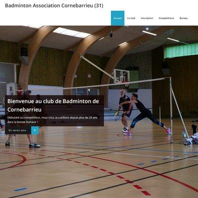 Badminton Association Cornebarrieu